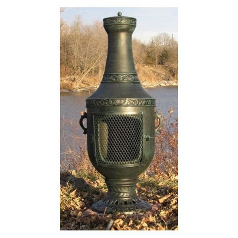 cast iron chiminea walmart better homes and gardens cast iron chiminea antique