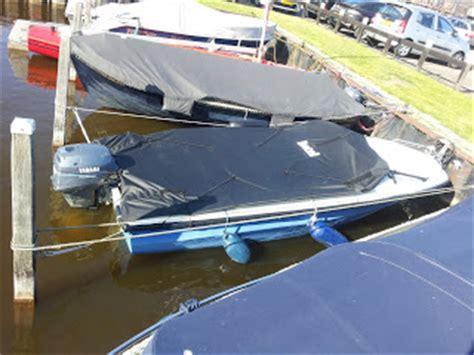 dekzeil open zeilboot rollercap dekzeil voor open zeilboten