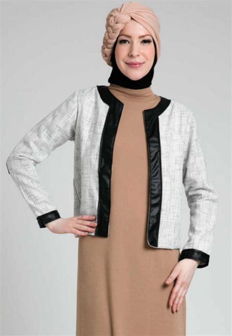 Laudya Blazer Baju Wanita Berhijab Baju Wanita Muslimah baju kerja untuk wanita berhijab