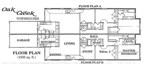 townhouse floor plans with garage 28 townhouse floor plans with garage townhouse