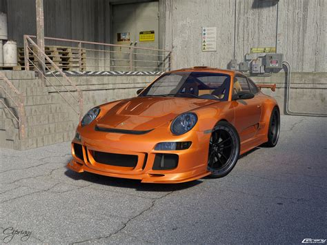Porsche Tuned by Porsche 911 Gt3 Tuned By Cipriany On Deviantart