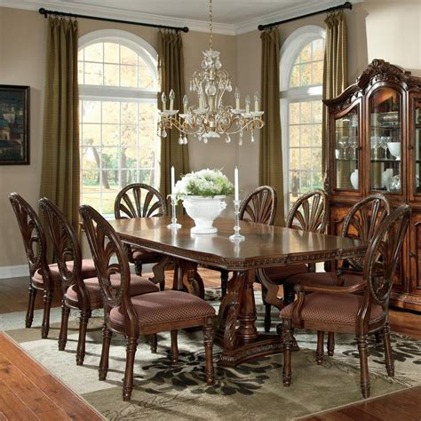 Dining Room China by Ashley Furniture Dining Room Table Dining Room Groups