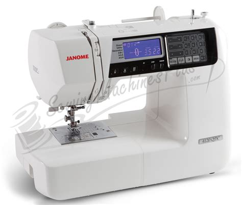 Quilting With A Sewing Machine by Janome 4120qdc Quilters Decor Computerized Sewing And