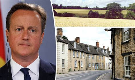 No Between Cameron And by Migrant Crisis David Cameron S Constituency Not Home To A