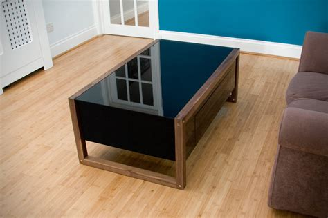 coffee table arcade surface tension nucleus contemporary arcade coffee table