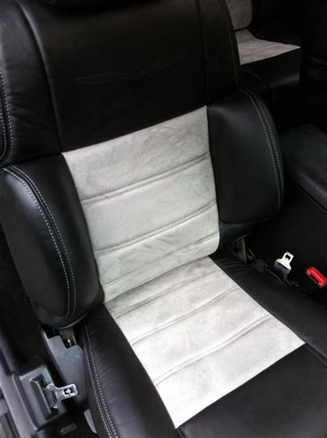 Leather Upholstery Kit by Coupe Performance Parts Premium Leather Seat