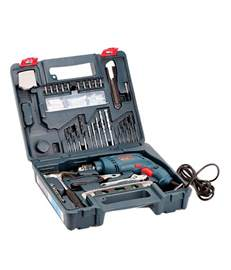 home tool kit bosch gsb 10re home tool kit with 100 accessories buy