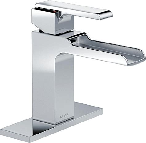 Kohler Waterfall Faucet by Kohler Chrome Waterfall Faucet Pull Chrome Kohler