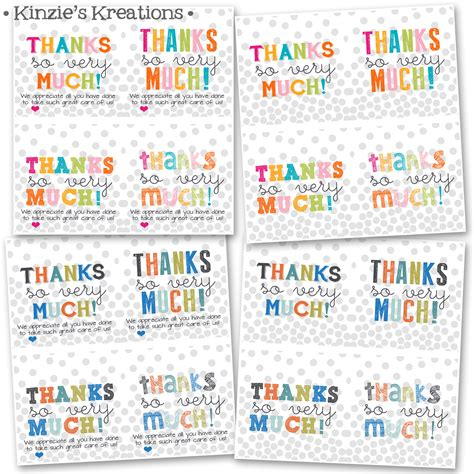 printable thank you tags for gift bags kinzie s kreations hospital thank you cards