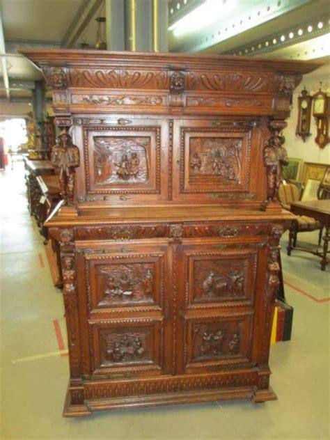 wohnzimmer antik wohnzimmer esszimmerschrank antik bretonisch