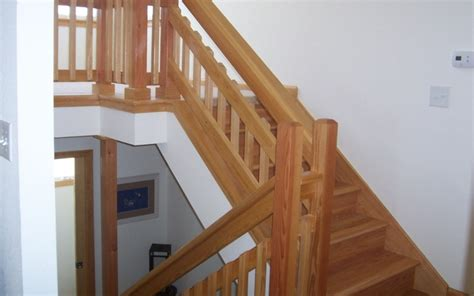 Outer Staircase Design Interior Staircase Design Outer Banks Custom Built Homes Carolina Builders Obx