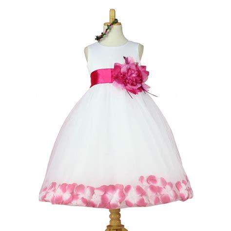 Dress Petal Princess 2016 new winter dress petal hem tutu dress color princess dress jpg