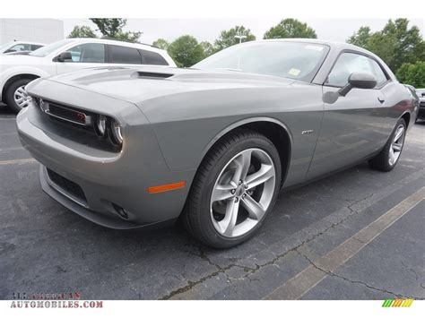 grey challenger 2017 dodge challenger r t in destroyer grey 624515 all