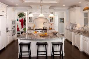 Hanging Lights Over Kitchen Island new traditional grand kitchen kitchen new york by