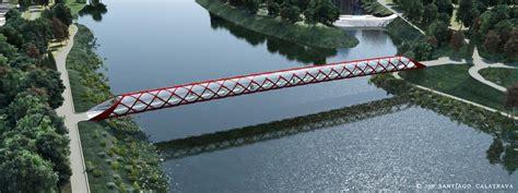 bridge pattern là gì ponte da paz santiago calatrava archdaily brasil