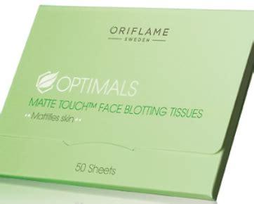 Minyak Oriflame oriflame rilis kertas minyak untuk wajah dengan daya serap