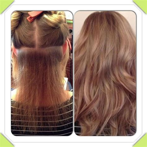 great lengths hair extensions before during after cold before and after 16 quot great lengths hair extensions by the