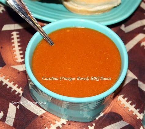 fleur de lolly carolina vinegar based bbq sauce
