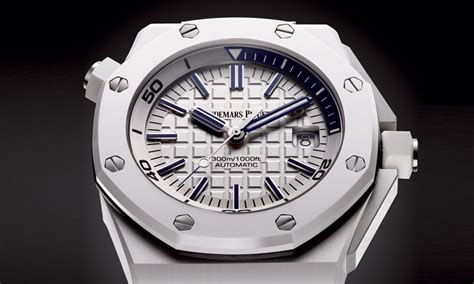 Audemars Piguet Roo Black Silver audemars piguet royal oak offshore diver watches news