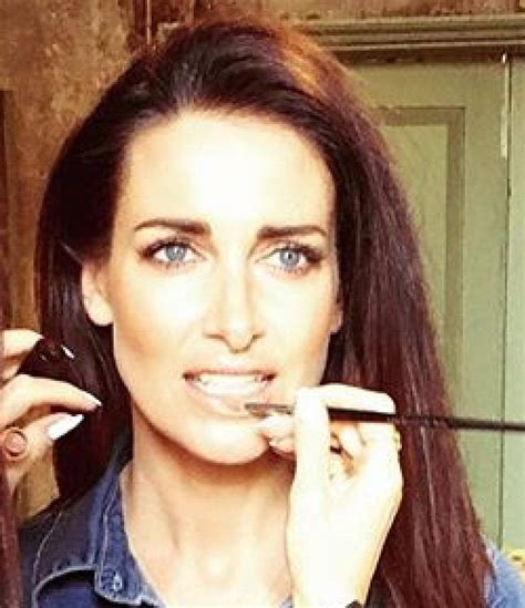 Gold Coat From Kirsty by Best 25 Kirsty Gallacher Ideas Only On