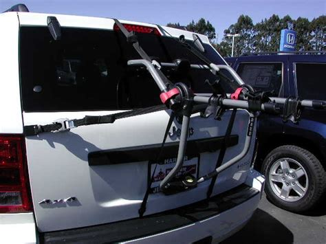 Jeep Grand Bike Rack by Which Yakima Trunk Mount Bike Rack Will Fit A 2006 Jeep