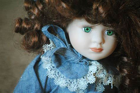 porcelain doll with how to determine your porcelain dolls value
