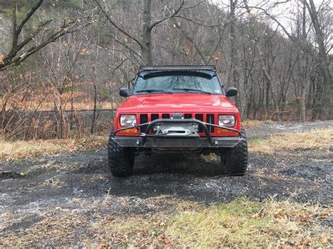 prerunner jeep comanche affordable prerunner winch front bumper jeep xj