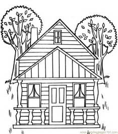 treehouse coloring pages free tree house coloring pages az coloring pages