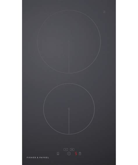 induction cooktop with temperature ci302ctb1 fisher paykel 30cm 2 zone induction cooktop