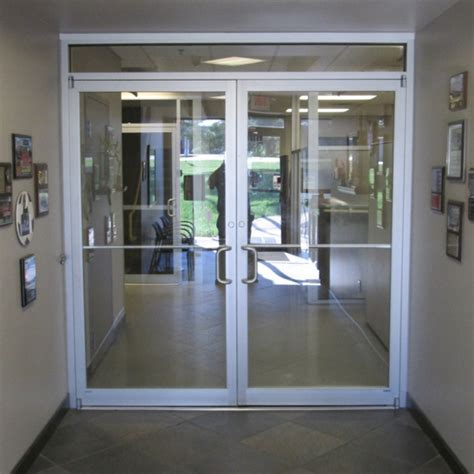 Commercial Exterior Doors With Glass Glass Entrance Doors Commercial Interesting Entry Doors Orange County Commercial With Glass