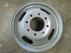 Steel Dually Truck Wheels 01 02 03 04 05 06 07 Silverado 3500 Rims Wheels 16