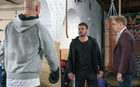 Jason Wahler Prepares To Settle by Emmerdale 30 New Spoiler Pictures Reveal Aaron S Deadly
