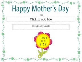 happy s day certificate free certificate templates in season certificates category