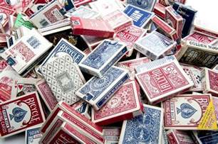 card collectors corner taking care of your card collection www bicycle cards co uk