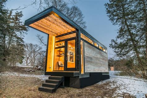 images of tiny house new tiny house also serves as writing studio and library curbed