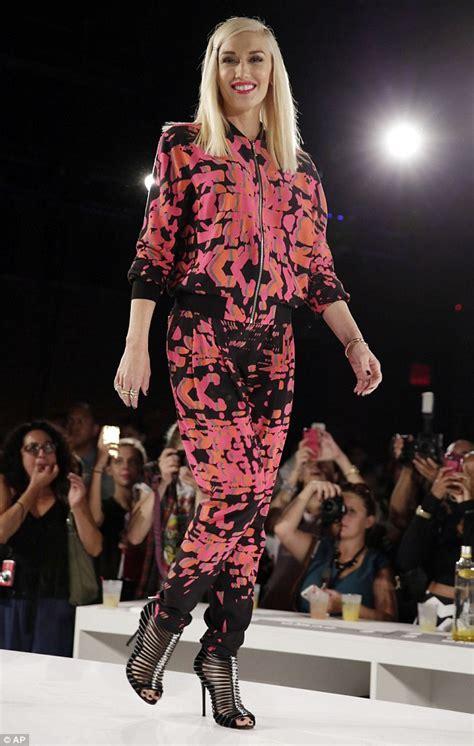 Gwen Stefanis Clothing Line Loses Designer by Gwen Stefani Returns To Nyfw With L A M B Presentation
