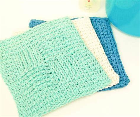 crochet washcloth instructions sler washcloth tunisian crochet pattern petals to picots