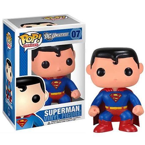Funko Dc Comics Universe Superman superman pop heroes vinyl figure funko superman pop vinyl figures at entertainment earth