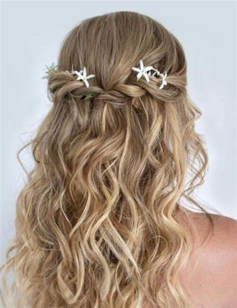 Wedding Hair Bridesmaid by 50 Bridesmaid Hairstyles For Every Wedding My New Hairstyles