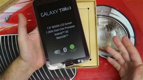 Samsung Tab 3 V Replika samsung galaxy tab 3 7 0 unboxing