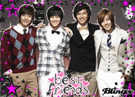 imagenes coreanas de los f4 los f4 animated pictures for sharing 124951850 blingee com