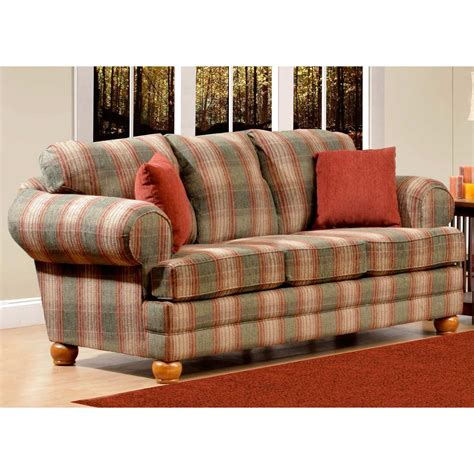 checkered sofa plaid sofa 187 plaid camelback sofa homestead seattle