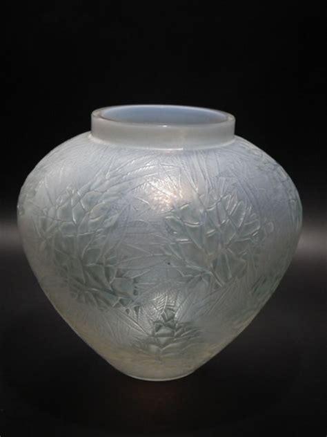 the opalescent books rene lalique cased opalescent esterel vase