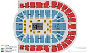 The O2 Floor Plan O2 Seat Map Question