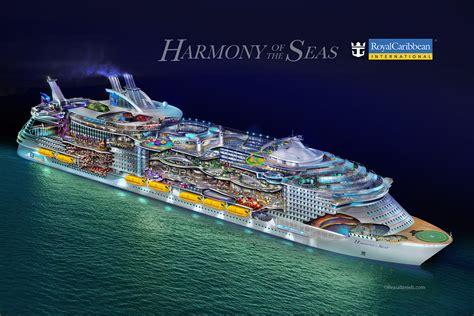 harmony of the seas harmony of the seas on behance