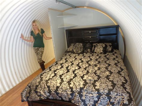 design your own underground home this incredible underground shelter will survive any