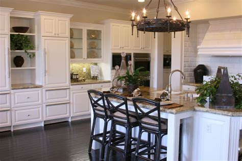 dark floors white cabinets 41 white kitchen interior design decor ideas pictures