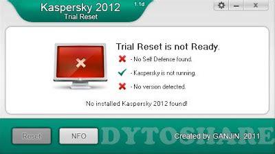 trial reset kaspersky workstation 6 screenshot kaspersky 2012 with trial reset v1 1d untuk