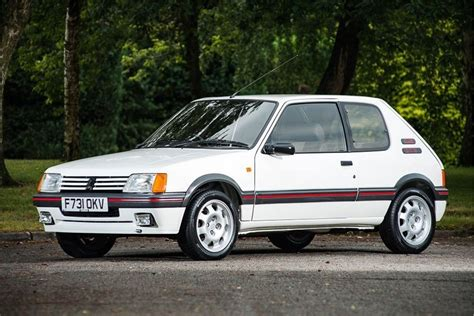 peugeot 205gti gallery world s most expensive peugeot 205 gti honest