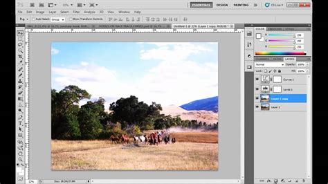 photoshop cs5 masking tutorial video selectively lighten an image using layer masks photoshop